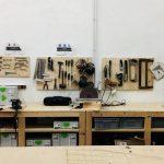 Atelier ébénisterie Marseille Aix-en-Provence Gigi Design par Julien Abonnel et Florantine Bourgeon