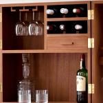 Coffre à whisky design