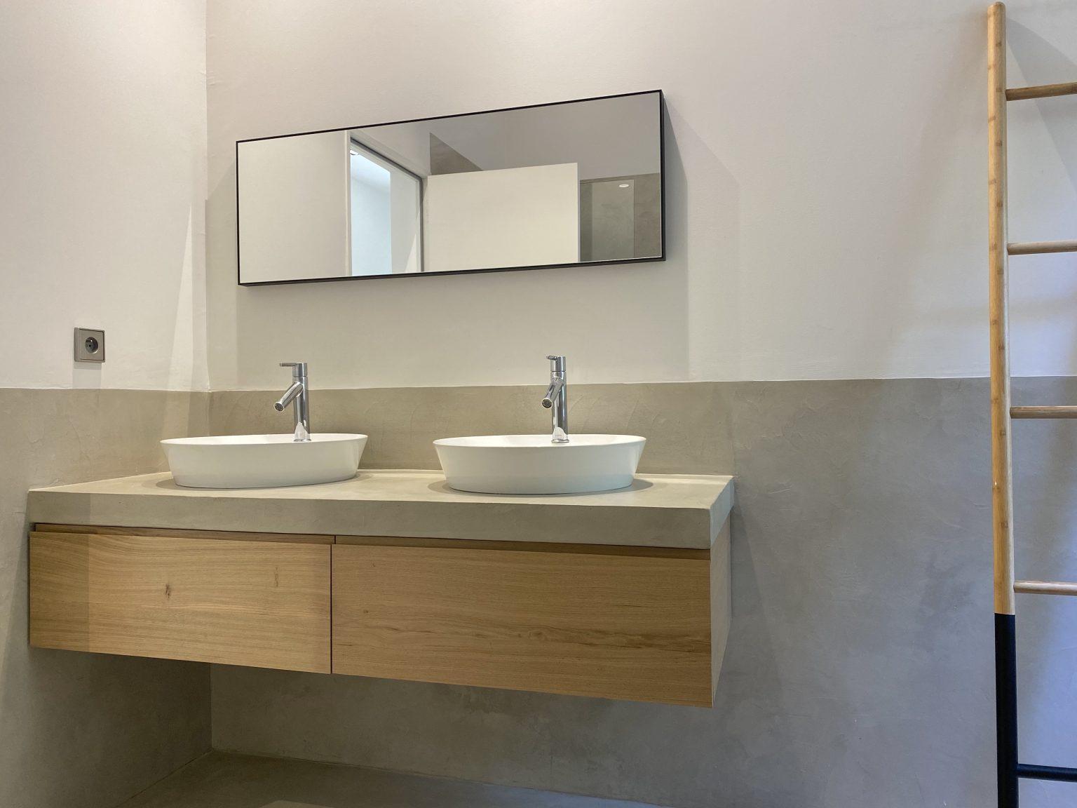 Menuisier meuble salle de bain marseille