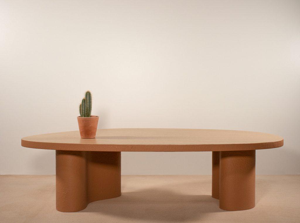 table basse designer cotta Gigi Design